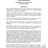 Resolución C.U. 469-2017 - UCACUE