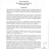 Resolución Nro. C.U. 796-2019-UCACUE