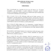Resolución Nro. C.U. 622-2019-UCACUE