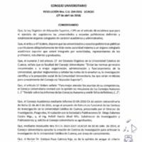 RESOLUCIÓN C.U. 334-2016-UCACUE