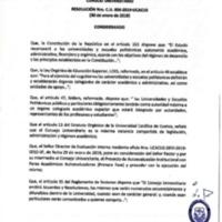 Resolución Nro. C.U. 606-2019-UCACUE