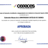 RESOLUCION No. 558-CEAACES-SE-16-2015 - Macas