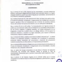 RESOLUCIÓN C.U. 374-2016-UCACUE