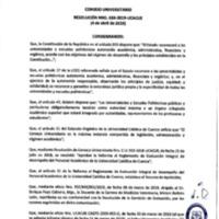 Resolución Nro. C.U. 636-2019-UCACUE