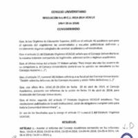 RESOLUCIÓN C.U. 049-2014-UCACUE