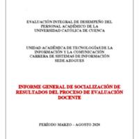 F-DO-54 Informe de socialización de evaluación docente - sistemas de información.pdf