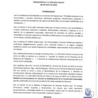 Resolución Nro. C.U. 676-2019-UCACUE