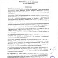 Resolución Nro. C.U. 792-2019-UCACUE