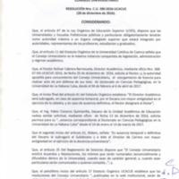 RESOLUCIÓN C.U. 390-2016-UCACUE