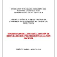 F-DO-54 Informe de socialización de evaluación docente SICOLOGIA CLINICA A PRESENCIAL.pdf