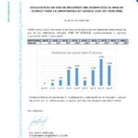 CAF-OF-2020-008 ESTADISTICAS DE USO WOS PARA UCACUE