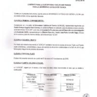 Contrato de base de datos TAYLOR AND FRANCIS 2018