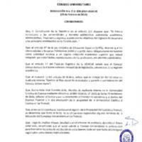 RESOLUCIÓN C.U. 308-2016-UCACUE