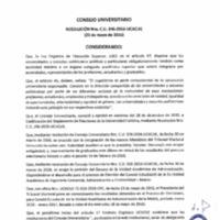 RESOLUCIÓN C.U. 346-2016-UCACUE