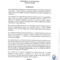 Resolución Nro. C.U. 677 -2019-UCACUE