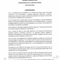 RESOLUCIÓN C.U. 052-2014-UCACUE