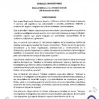 RESOLUCIÓN C.U. 270-2015-UCACUE