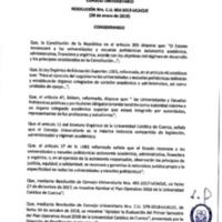 Resolución Nro. C.U. 602-2019-UCACUE