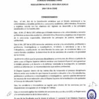 RESOLUCIÓN C.U. 050-2014-UCACUE