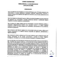 Resolución Nro. C.U. 553-2018-UCACUE