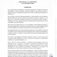 Resolución Nro. C.U. 734 -2019-UCACUE