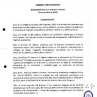 RESOLUCIÓN C.U. 278-2015-UCACUE