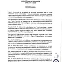 Resolución Nro. C.U. 660-2019-UCACUE