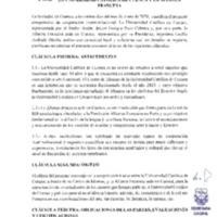 Convenio con Alianza Francesa