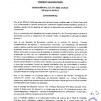 RESOLUCIÓN C.U. 247-2015-UCACUE