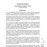 RESOLUCIÓN C.U. 333-2016-UCACUE