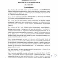 RESOLUCIÓN C.U. 053-2014-UCACUE