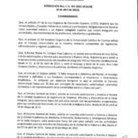 RESOLUCIÓN C.U. 161-2015-UCACUE